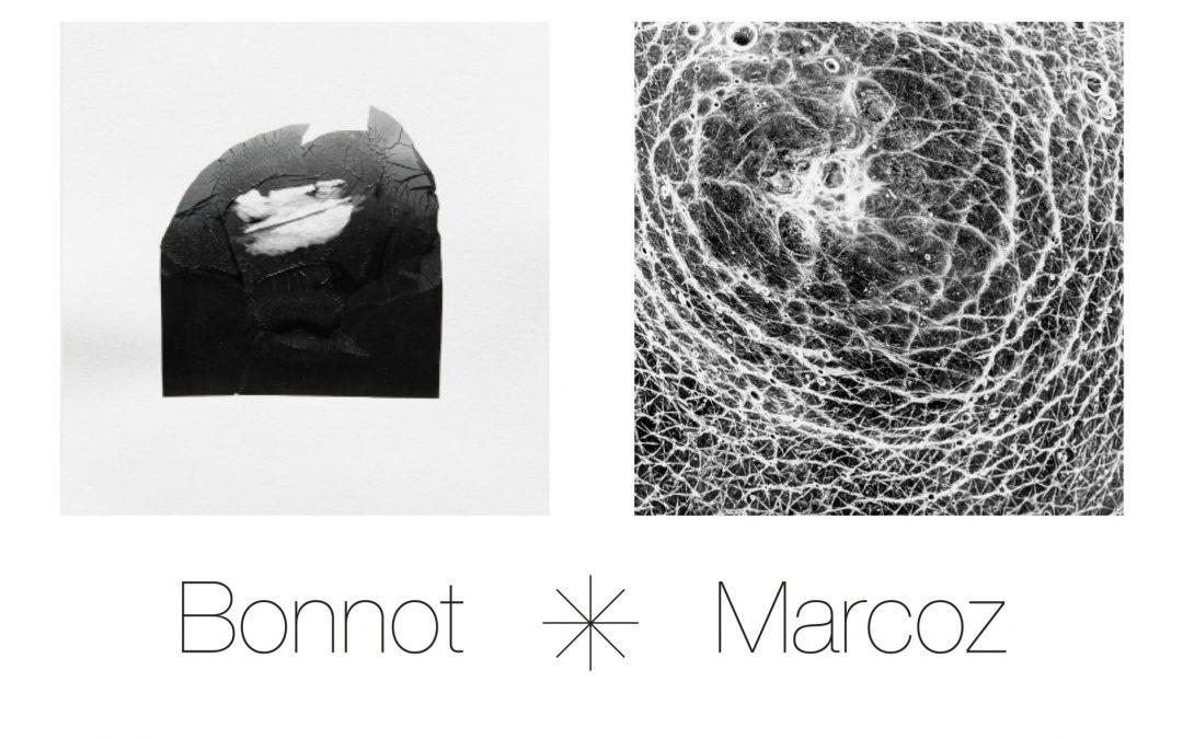 """""""La Peau, Bonnot # Marcoz"""" Exposition spéciale Nuit des Arts, Mai 2016"""
